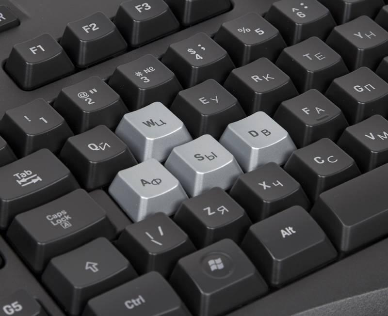 Клавиатура Logitech G105 черный (920-005056) - фото 8