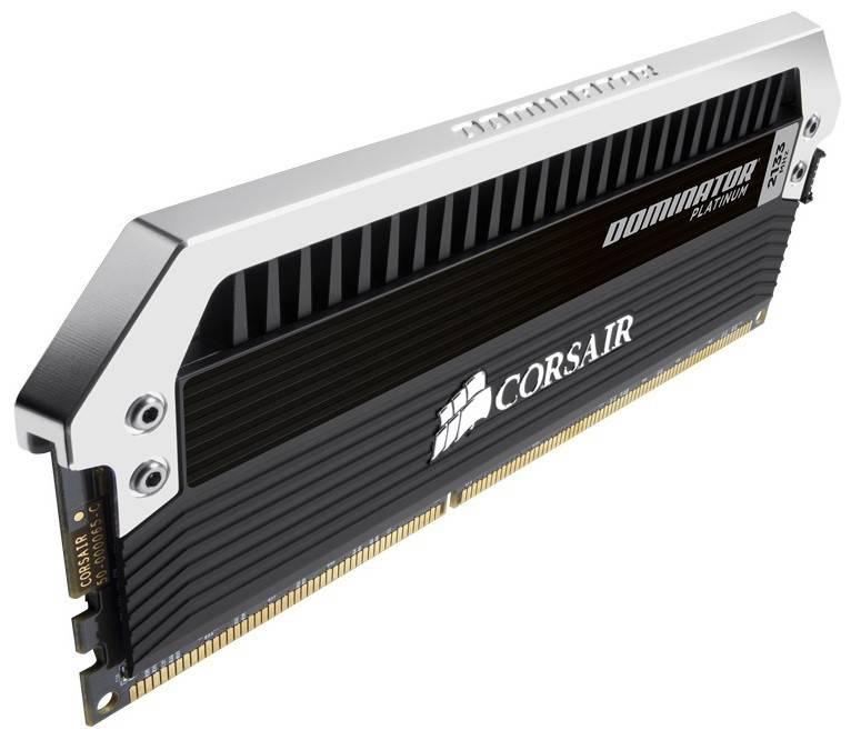 Модуль памяти DIMM DDR3 4x8Gb Corsair CMD32GX3M4A2133C9 - фото 1