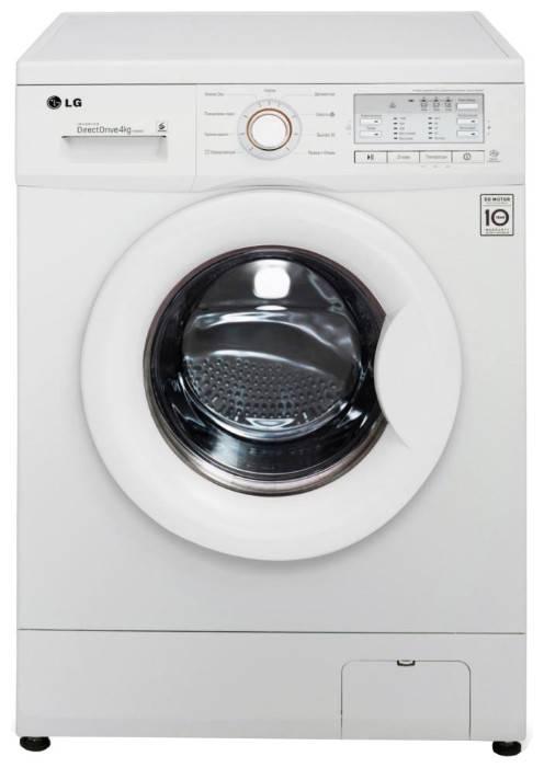 Стиральная машина LG F10B9SD белый - фото 1