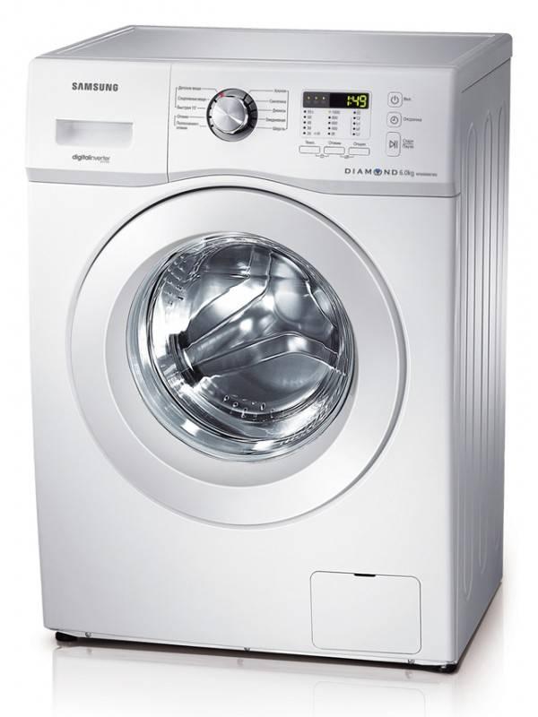 Стиральная машина Samsung WF600B0BCWQ белый - фото 3
