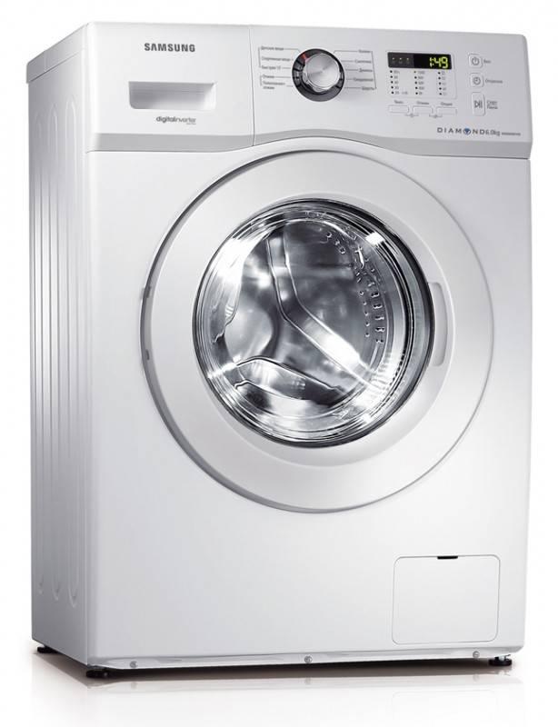Стиральная машина Samsung WF600B0BCWQ белый - фото 4