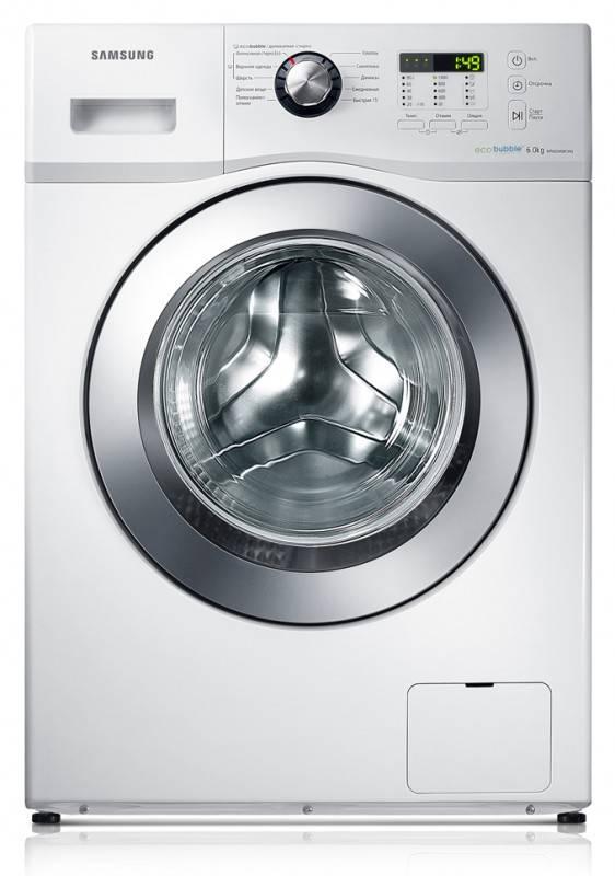 Стиральная машина Samsung WF602W0BCWQ белый - фото 1