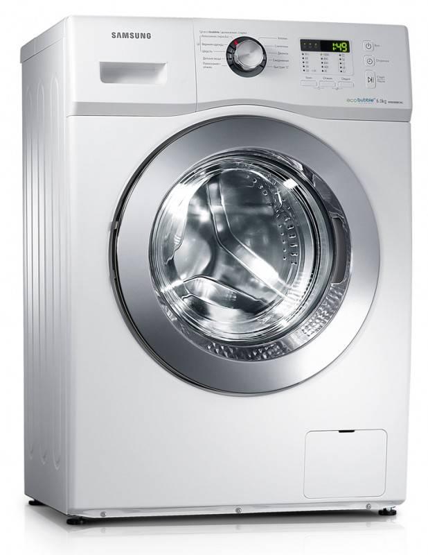 Стиральная машина Samsung WF602W0BCWQ белый - фото 2
