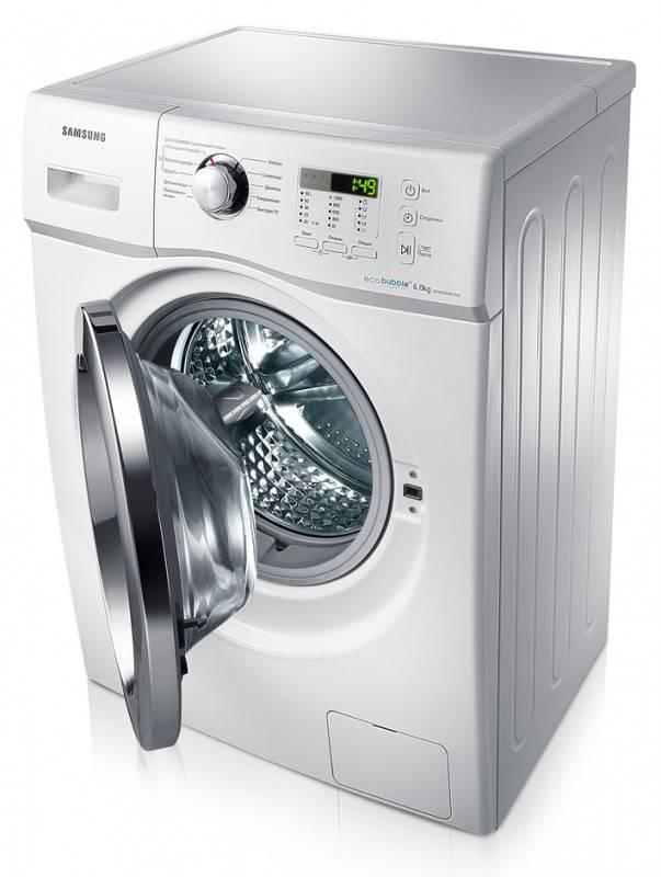 Стиральная машина Samsung WF602W0BCWQ белый - фото 3