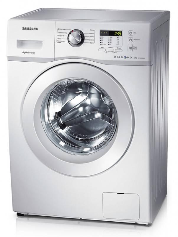 Стиральная машина Samsung WF700B0BDWQ белый - фото 3
