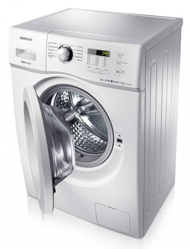 Стиральная машина Samsung WF700B0BDWQ белый - фото 4