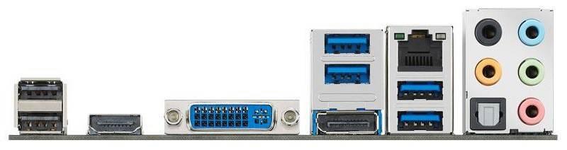 Материнская плата Soc-1150 Intel DH87RL mATX - фото 3