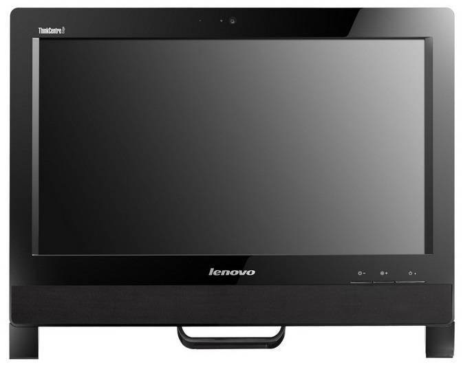 "Моноблок 20"" Lenovo ThinkCentre Edge 72z черный - фото 1"