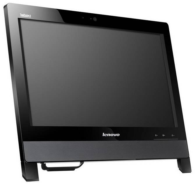 "Моноблок 20"" Lenovo ThinkCentre Edge 72z черный - фото 2"