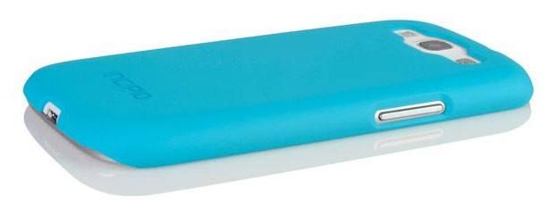 Чехол (клип-кейс) Incipio Feather (SA-298) голубой - фото 5