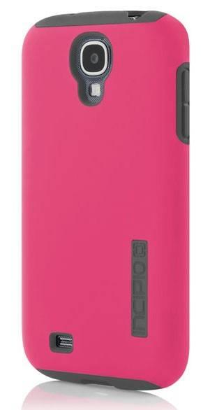 Чехол (клип-кейс) Incipio DualPro (SA-376) розовый/серый - фото 1
