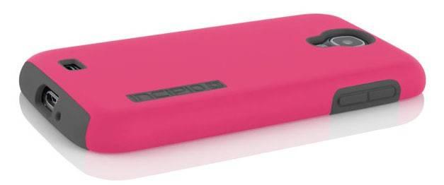 Чехол (клип-кейс) Incipio DualPro (SA-376) розовый/серый - фото 4