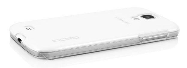 Чехол (клип-кейс) Incipio Feather (SA-384) прозрачный - фото 4