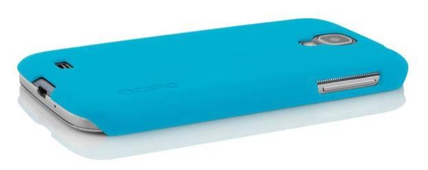 Чехол (клип-кейс) Incipio Feather (SA-372) голубой - фото 4