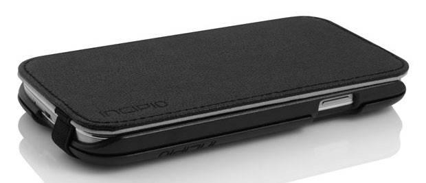 Чехол (флип-кейс) Incipio Watson Wallet черный - фото 7