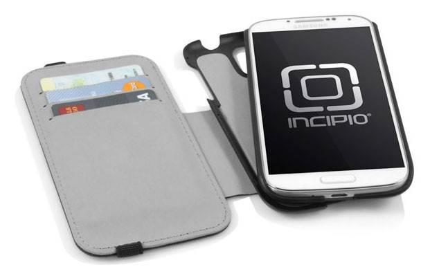 Чехол (флип-кейс) Incipio Watson Wallet черный - фото 9