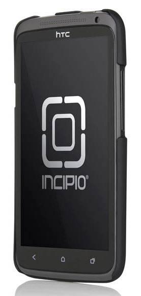 Чехол (клип-кейс) Incipio Feather (HT-279) черный - фото 2