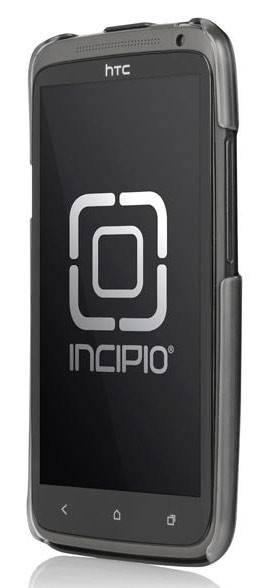 Чехол (клип-кейс) Incipio Feather Shine (HT-301) черный/прозрачный - фото 2