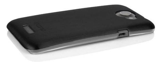 Чехол (клип-кейс) Incipio Feather Shine (HT-301) черный/прозрачный - фото 4