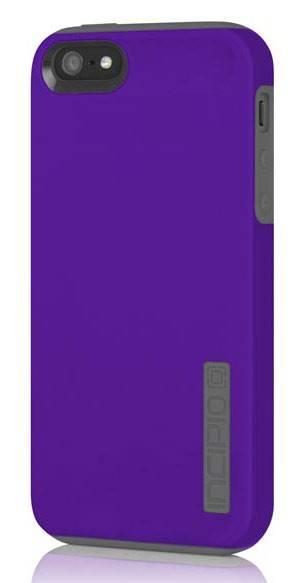 Чехол (клип-кейс) Incipio DualPro, IPH-817 фиолетовый/серый - фото 1