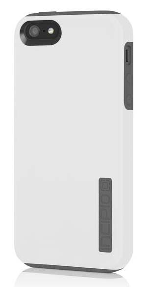 Чехол (клип-кейс) Incipio DualPro (IPH-818) белый/серый - фото 1