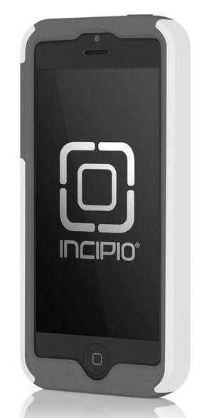 Чехол (клип-кейс) Incipio DualPro (IPH-818) белый/серый - фото 2
