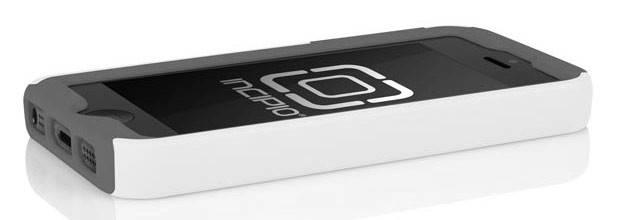 Чехол (клип-кейс) Incipio DualPro (IPH-818) белый/серый - фото 3