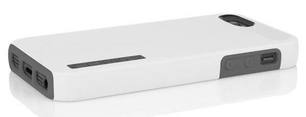 Чехол (клип-кейс) Incipio DualPro (IPH-818) белый/серый - фото 4