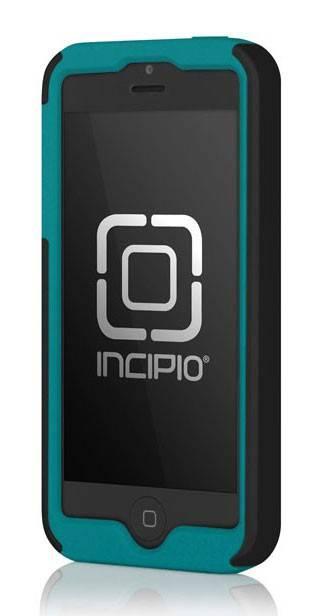 Чехол Incipio для iPhone 5/5S Dual PRO черный/бюризовый (IPH-906) - фото 2