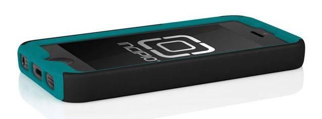 Чехол Incipio для iPhone 5/5S Dual PRO черный/бюризовый (IPH-906) - фото 3