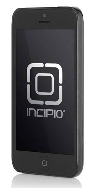 Чехол Incipio для iPhone 5/5S Feather CF черный (IPH-911) - фото 2