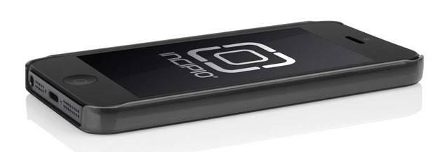 Чехол Incipio для iPhone 5/5S Feather CF черный (IPH-911) - фото 3