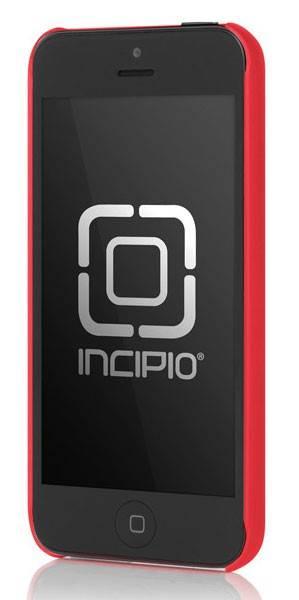 Чехол (клип-кейс) Incipio Feather (IPH-810) красный - фото 2