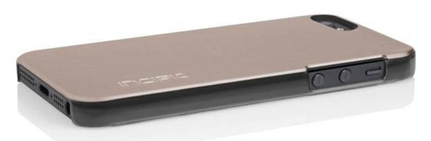 Чехол Incipio для iPhone 5/5S Feather Shine Rose Gold (IPH-916) - фото 3