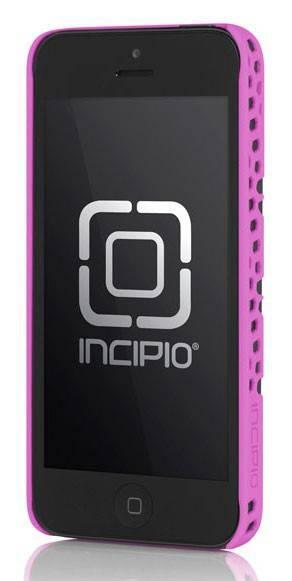 Чехол Incipio для iPhone 5/5S Six Primrose Pink (IPH-950) - фото 2