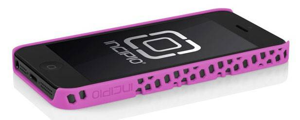 Чехол Incipio для iPhone 5/5S Six Primrose Pink (IPH-950) - фото 3