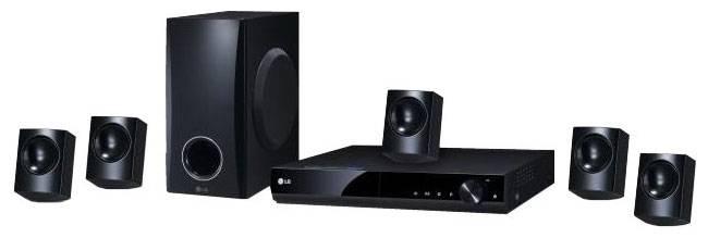 Домашний кинотеатр LG DH4230S черный/черный - фото 1