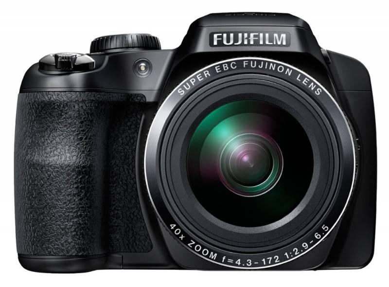 Фотоаппарат FujiFilm FinePix S8300 черный - фото 1