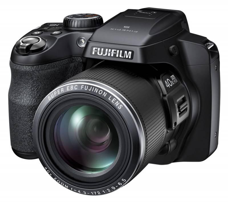 Фотоаппарат FujiFilm FinePix S8300 черный - фото 3