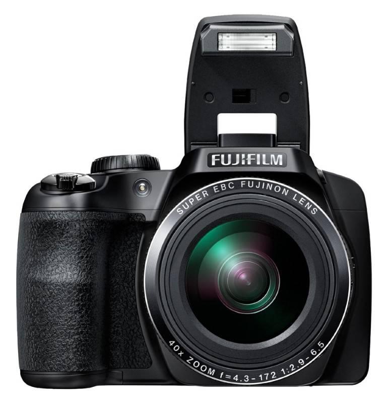 Фотоаппарат FujiFilm FinePix S8300 черный - фото 4