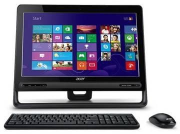 """Моноблок 23"""" Acer Aspire Z3-605t черный - фото 3"""