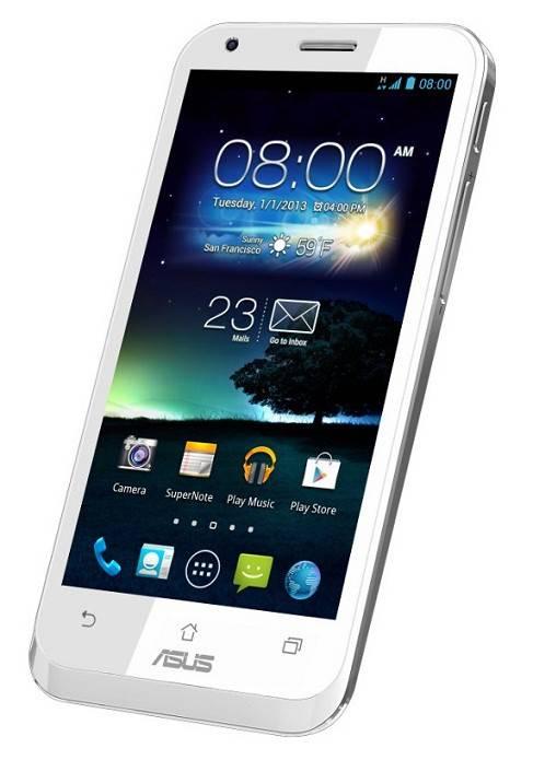 Смартфон Asus Padfone 2 64Gb (+ PadFone планшет) белый - фото 1