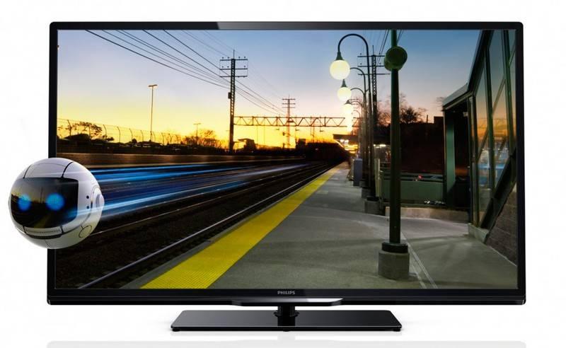 """Телевизор LED 46"""" Philips 46PFL4308T/60 черный - фото 1"""