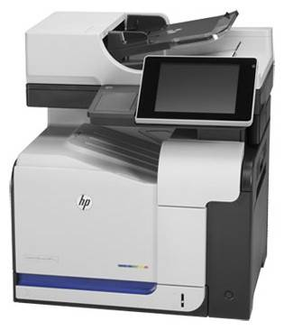МФУ HP Color LaserJet Enterprise 500 M575c - фото 2