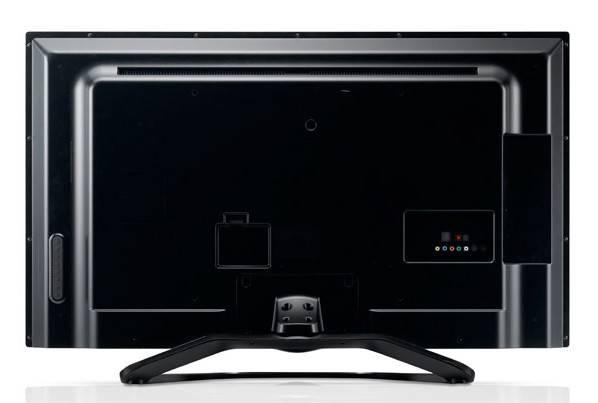 "Телевизор LED 42"" LG 42LA615V серебристый/черный - фото 2"