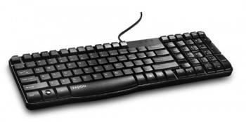 Клавиатура Rapoo N2400 черный