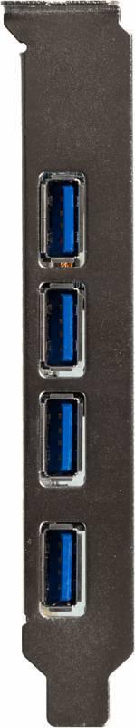 Контроллер PCI-E VIA VL805, 4xUSB3.0, Bulk (ASIA PCIE 4P USB3.0) - фото 4