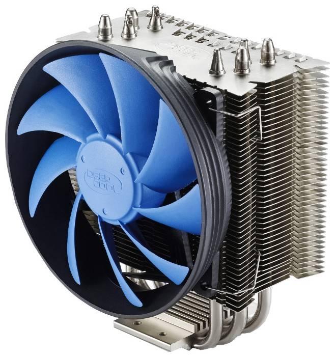 Устройство охлаждения(кулер) Deepcool GAMMAXX S40 (GAMMAXXS40) - фото 1