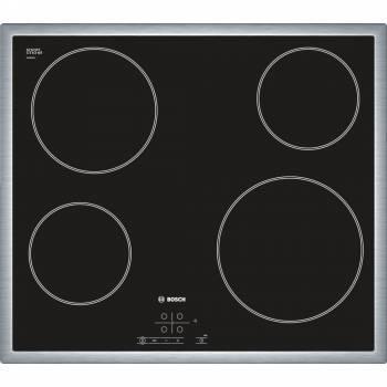 Варочная поверхность Bosch PKE645B17 черный
