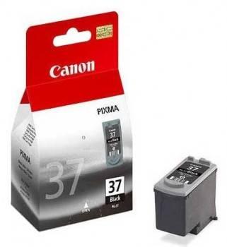 Картридж струйный Canon PG-37 2145B005 черный